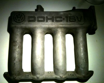VW Scirocco Upper Intake Manifold