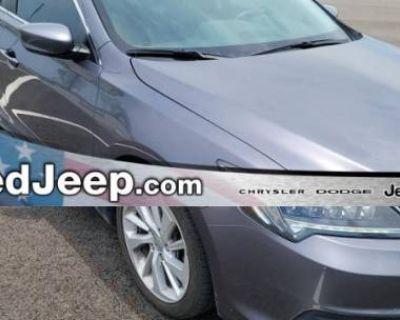 2017 Acura ILX AcuraWatch Plus