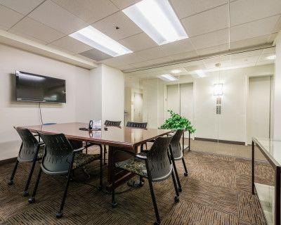 Clean, Well Lit Meeting Space (CR 8, Room 414), Fairfax, VA