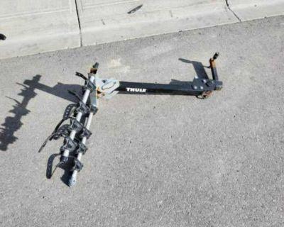 4 bike Thule bike rack