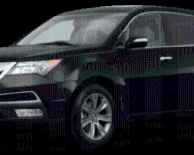2011 Acura MDX Advance with Entertainment Package