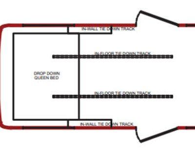 2020 Chinook Trail Wagon 21TFE