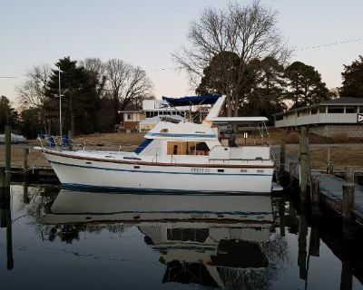 1984 President 41' Motor Yacht
