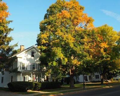Elegant 19th Century New England 2BR Vacation Rental at Garfield House - Lee
