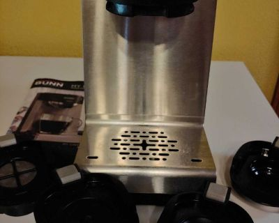 Bunn My Cafe' coffee maker and more