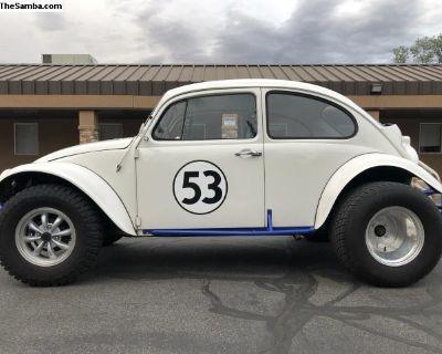 1975 Baja Bug