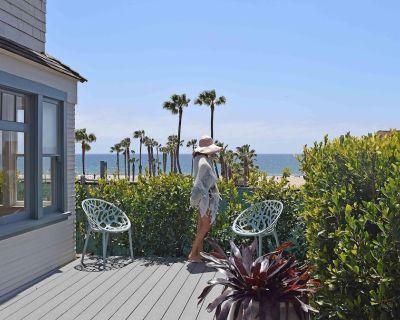 Head-on OCEAN VIEW BEACH HOUSE! - Downtown Santa Monica