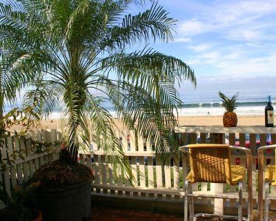 Beachfront Cali Dream Home w/ Spa, Stay Long Term! - El Porto