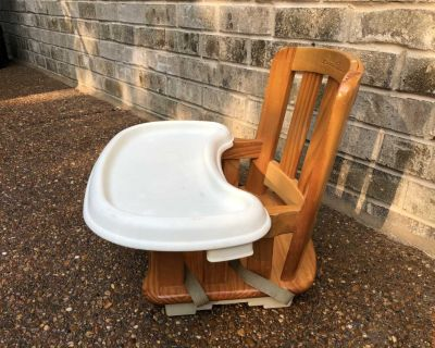 Portable Booster Style Baby Feeding Chair