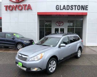 2012 Subaru Outback 2.5i Limited ALLOY WHEELS, CRUISE CONTROL, AIR CONDITIONING