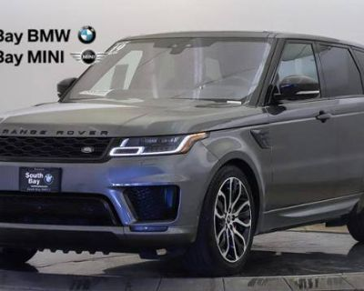 Used 2019 Land Rover Range Rover Sport V8 Supercharged