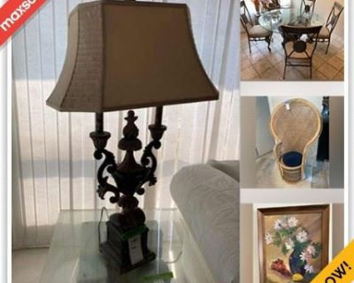 Los Angeles Moving Online Auction - Bowmore Avenue