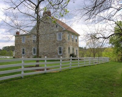 Historic House Featured on Amazing Vacation Homes - Sharpsburg