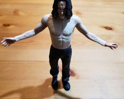 The Crow Brandon Lee Action Figure