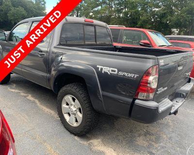 Certified Pre-Owned 2015 Toyota Tacoma PreRunner RWD Pickup