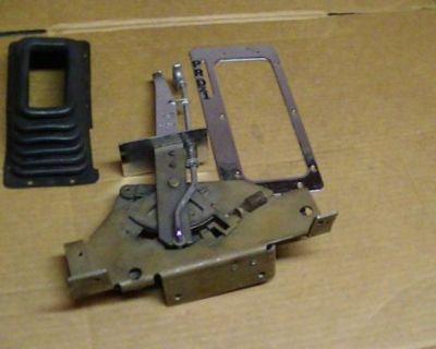 Vintage Hot Rod Rat Rod Custom B & M Shifter For Part's