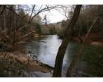 38 acres with river frontage