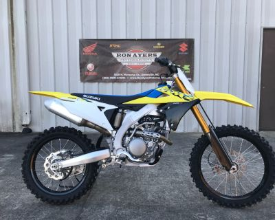 2021 Suzuki RM-Z250 Motocross Off Road Greenville, NC