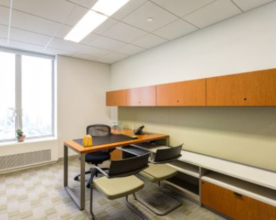 Private Office in the Loop, Chicago, IL