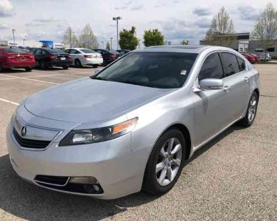 2012 Acura TL 3.5 w/Technology Package