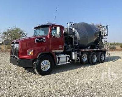 2012 WESTERN STAR Concrete Mixer, Pump Trucks