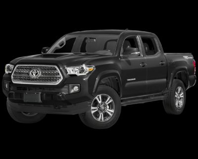 Pre-Owned 2016 Toyota Tacoma TRD Sport 4WD 4D Double Cab