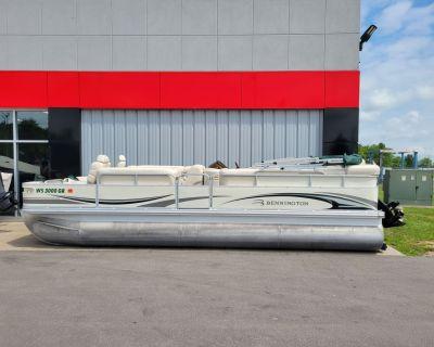 2004 Bennington 2250 RFS Pontoon Boats Kaukauna, WI