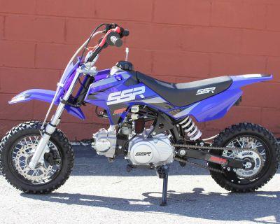 2021 SSR Motorsports SR70C Motorcycle Off Road Pittsfield, MA