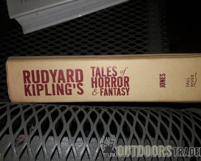 FS Rudyard Kipling Tales of Horror and fantasy