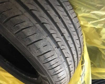 2 used tires m+s one price size 205 55 r 16