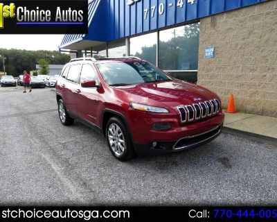 Used 2014 Jeep Cherokee FWD 4dr Limited
