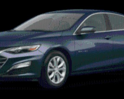 2019 Chevrolet Malibu LT with 1LT