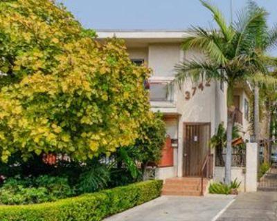 3750 South Bentley Avenue #5, Los Angeles, CA 90034 1 Bedroom Apartment