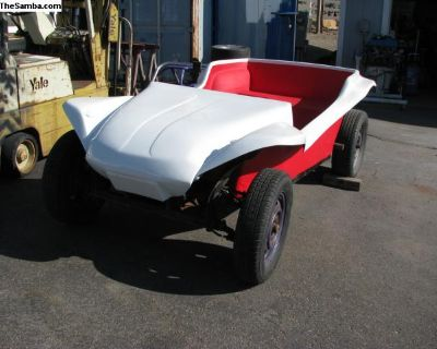 VW Buggy Project