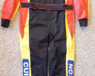 Custom Nomex Racing Suits/motorsport Driver Suits Sfi/3.2a/5 Just For $525