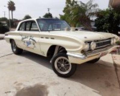 1962 Buick Skylark Gasser