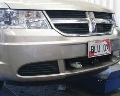 Blue Ox Bx1985 Base Plate For Dodge Journey 09-10