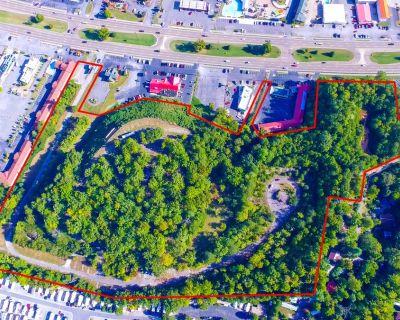 21.31 Acre Resort Development Tract | Pigeon Forge, TN