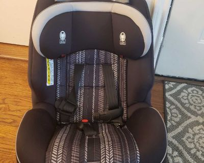 Barely used car seat