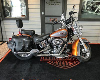 2015 Harley-Davidson Heritage Softail Classic Cruiser Plainfield, IN