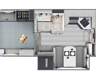 2021 Lance Lance 8\' Long Bed 975