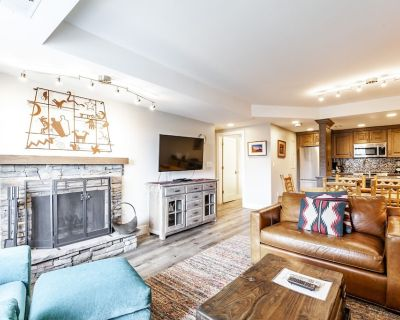 Private Retreat for 9 Just 100 Yards From Park City Mountain - Downtown Park City
