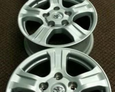 """07-12 Toyota Tundra Or Sequoia 18"""" Factory Oem Alloy Wheels Rims #69517"""