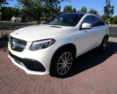 Used 2019 Mercedes-Benz GLE AMG 63S COUPE**DRIVER ASSIST**SPORT HEAT-VENTED SE