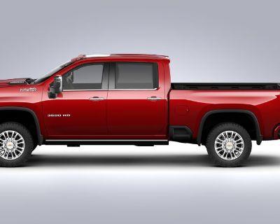 New 2021 Chevrolet Silverado 3500 HD High Country