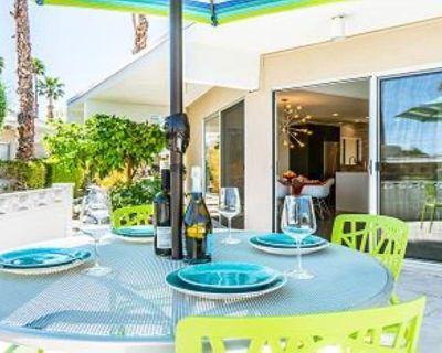 Panorama @ Firebird Estates - Luxury Mid-Century Condo in Central Palm Springs - Palm Springs