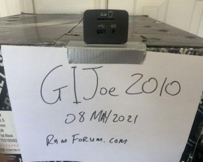 4th Gen center console AUX/SD/USB port