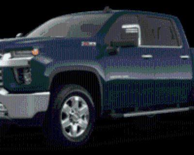 2020 Chevrolet Silverado 3500HD LT