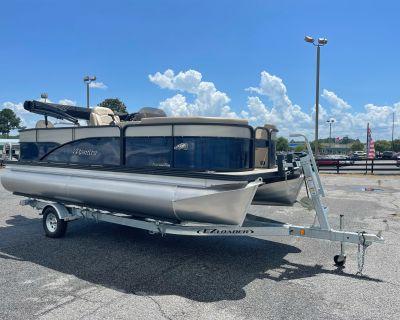 2021 Manitou 20 AURORA LE ANGLER FF Pontoon Boats Tifton, GA