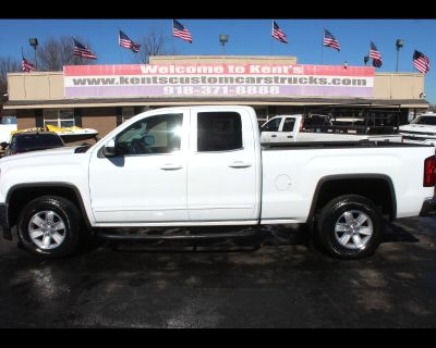 2015 GMC Sierra 1500 SLE Double Cab 2WD 6.5-ft. Short Bed